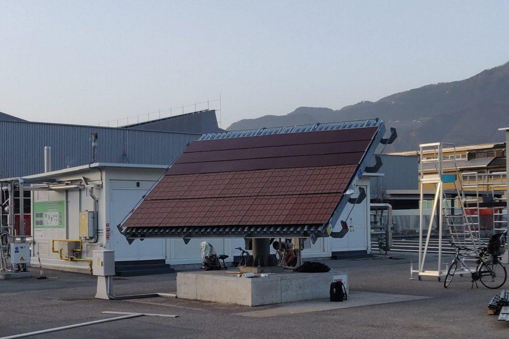 Eurac Research PV Integration Lab